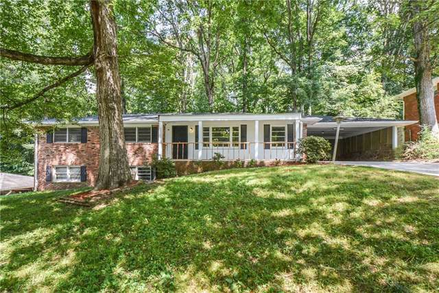 2838 Black Forest Trail, Atlanta, GA 30331 (MLS #6599362) :: RE/MAX Paramount Properties