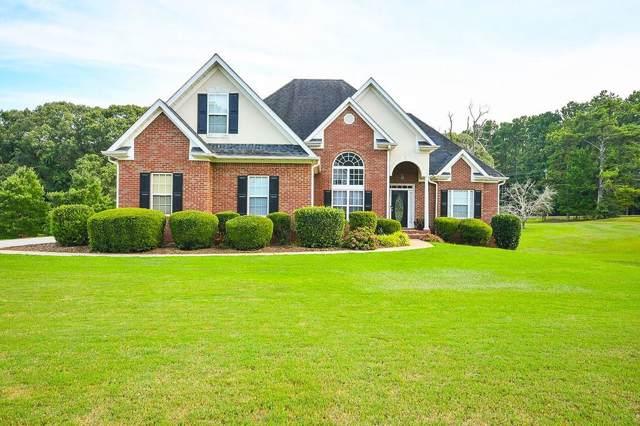 115 Victor Lane, Fayetteville, GA 30214 (MLS #6599401) :: Path & Post Real Estate