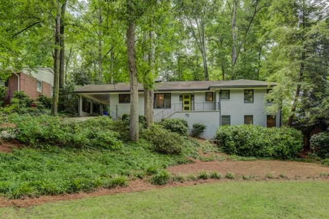 960 Vistavia Circle, Decatur, GA 30033 (MLS #6599410) :: KELLY+CO