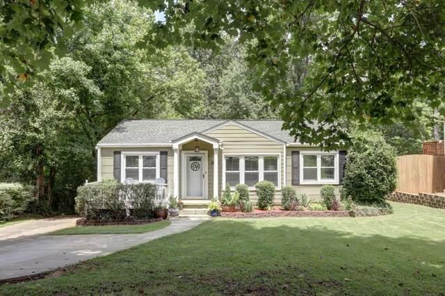 1144 Country Lane NE, Atlanta, GA 30324 (MLS #6599448) :: KELLY+CO