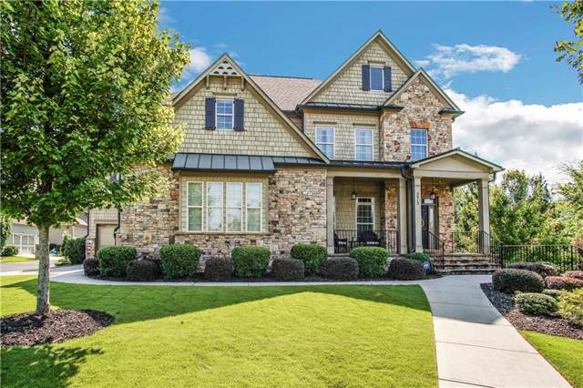 3913 Central Garden Court SE, Smyrna, GA 30080 (MLS #6599458) :: Charlie Ballard Real Estate