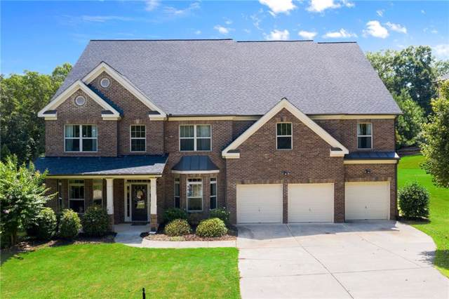 21 Rock Ridge Court SE, Cartersville, GA 30120 (MLS #6599462) :: North Atlanta Home Team