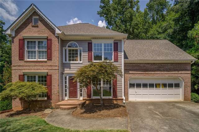 420 Middle Valley Lane, Woodstock, GA 30189 (MLS #6599489) :: North Atlanta Home Team