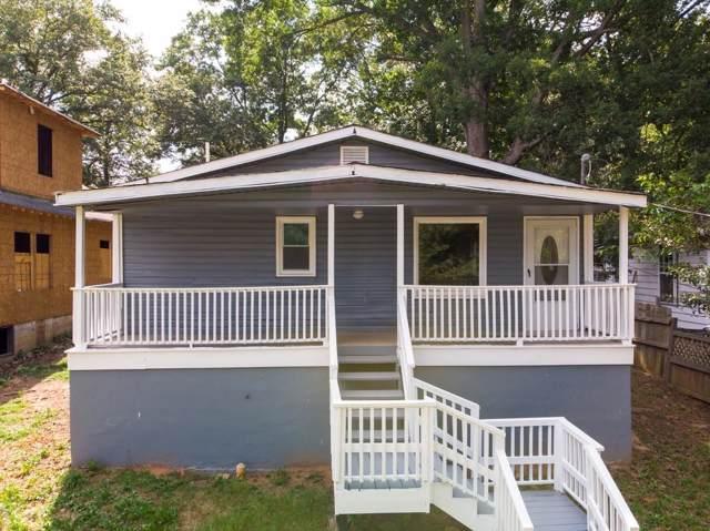 1375 Sylvan Road SW, Atlanta, GA 30310 (MLS #6599503) :: Kennesaw Life Real Estate