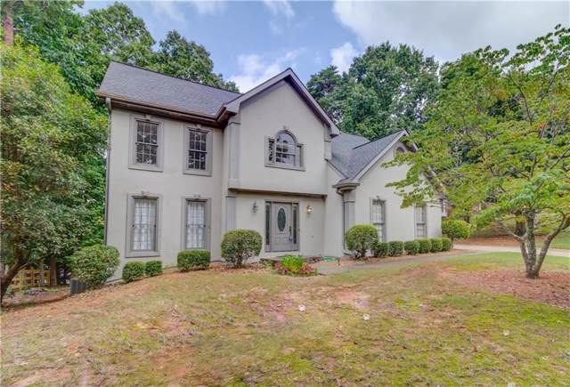4860 Yorkshire Lane, Suwanee, GA 30024 (MLS #6599529) :: The Realty Queen Team