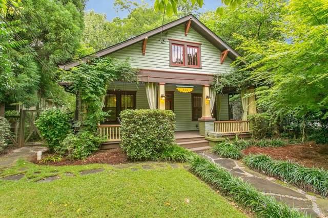 590 Boulevard SE, Atlanta, GA 30312 (MLS #6599584) :: RE/MAX Paramount Properties