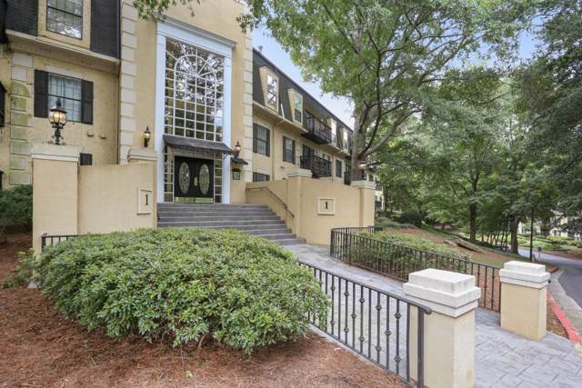 1216 Pine Heights Drive NE, Atlanta, GA 30324 (MLS #6599589) :: North Atlanta Home Team