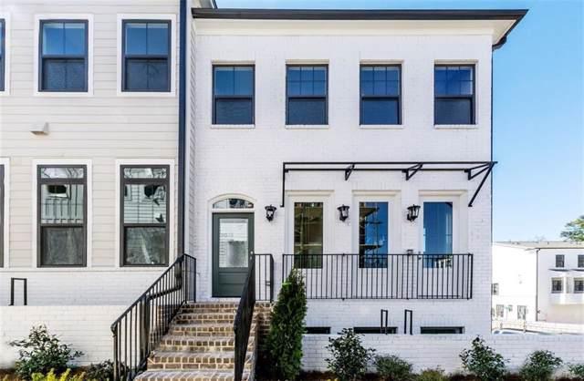 1712 Morningtide Lane Street #47, Atlanta, GA 30324 (MLS #6599601) :: Julia Nelson Inc.