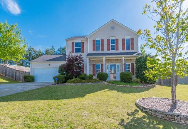 1005 Marvin Garden Way, Loganville, GA 30052 (MLS #6599624) :: Iconic Living Real Estate Professionals