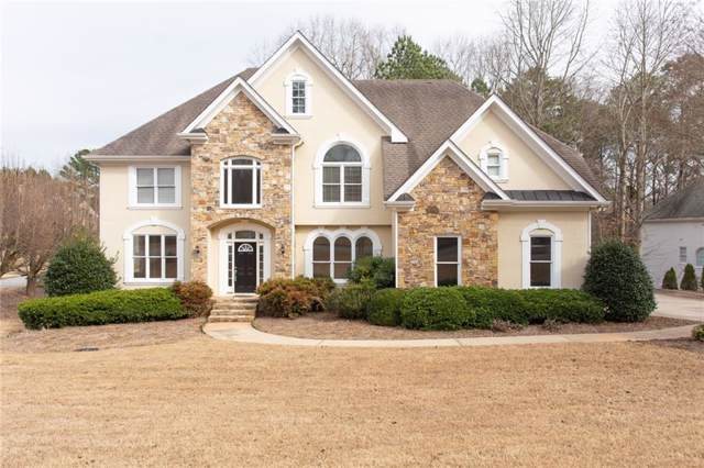 305 E Smoketree Terrace, Alpharetta, GA 30005 (MLS #6599625) :: North Atlanta Home Team