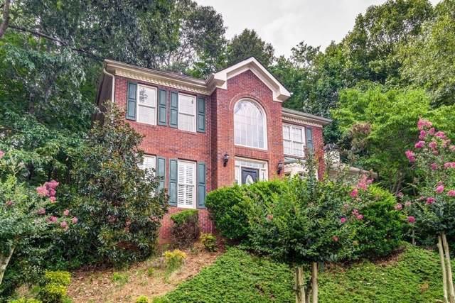 1414 Olde Forge Lane, Woodstock, GA 30189 (MLS #6599675) :: North Atlanta Home Team