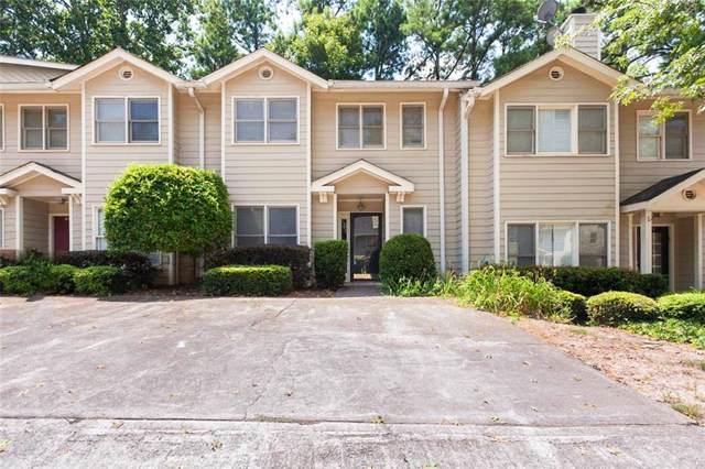 230 Peachtree Hollow Court #19, Atlanta, GA 30328 (MLS #6599685) :: North Atlanta Home Team