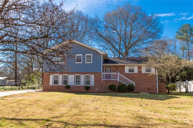 908 Cherokee Avenue, Monroe, GA 30655 (MLS #6599686) :: North Atlanta Home Team