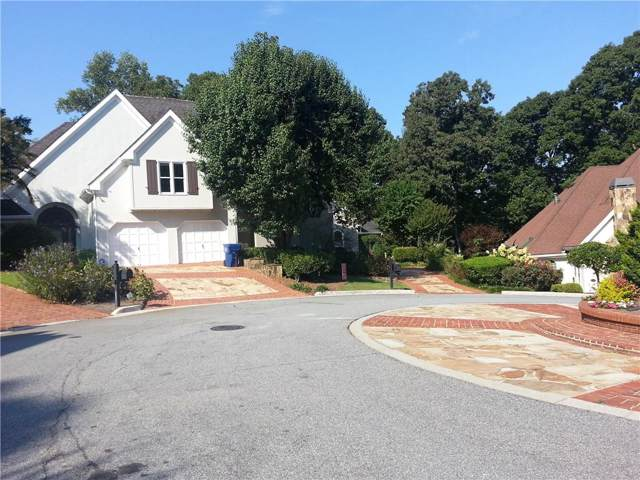 4248 Wieuca Overlook NE, Atlanta, GA 30342 (MLS #6599690) :: North Atlanta Home Team