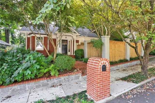 775 Martina Drive NE, Atlanta, GA 30305 (MLS #6599700) :: Path & Post Real Estate