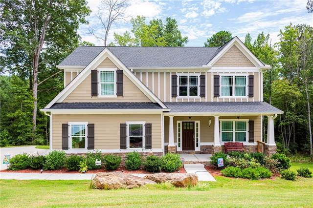 2616 Aaron Court, Loganville, GA 30052 (MLS #6599807) :: The North Georgia Group