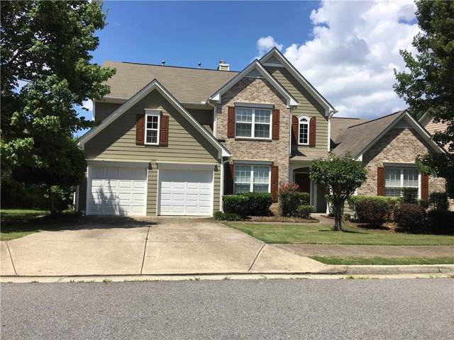 1864 Canoe Ridge NW, Kennesaw, GA 30152 (MLS #6599812) :: Kennesaw Life Real Estate