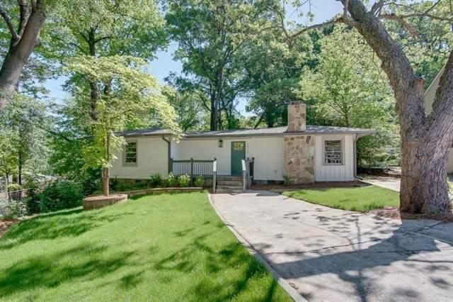 2468 Batavia Street, East Point, GA 30344 (MLS #6599815) :: RE/MAX Paramount Properties