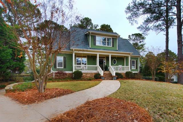 137 Iron Horse Drive, Eatonton, GA 31024 (MLS #6599833) :: The Heyl Group at Keller Williams
