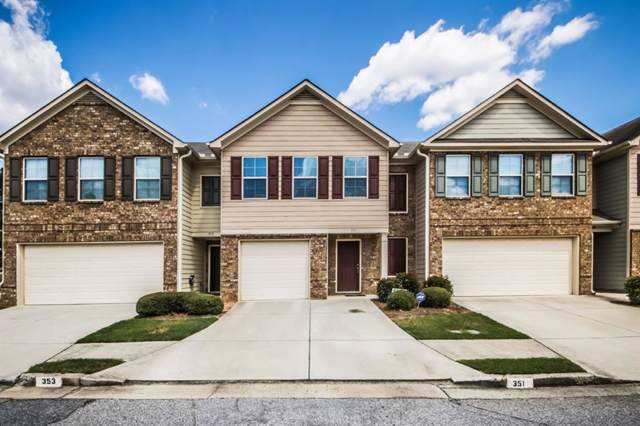 351 Oaktown Place, Lawrenceville, GA 30044 (MLS #6599835) :: The Zac Team @ RE/MAX Metro Atlanta