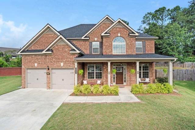 437 Sawyer Meadow Way, Grayson, GA 30017 (MLS #6599851) :: RE/MAX Paramount Properties
