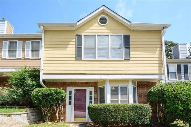 5592 Wells Circle, Stone Mountain, GA 30087 (MLS #6599883) :: RE/MAX Paramount Properties