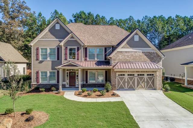 136 Grand Oak Trail, Dallas, GA 30157 (MLS #6599896) :: North Atlanta Home Team