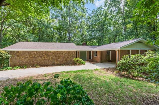 5461 Northwoods Rd, Clermont, GA 30527 (MLS #6599905) :: Rock River Realty