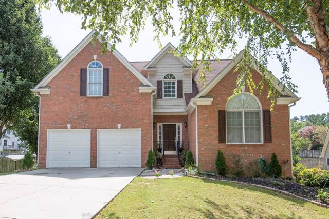 2623 Silver Dust Drive, Buford, GA 30519 (MLS #6599933) :: North Atlanta Home Team
