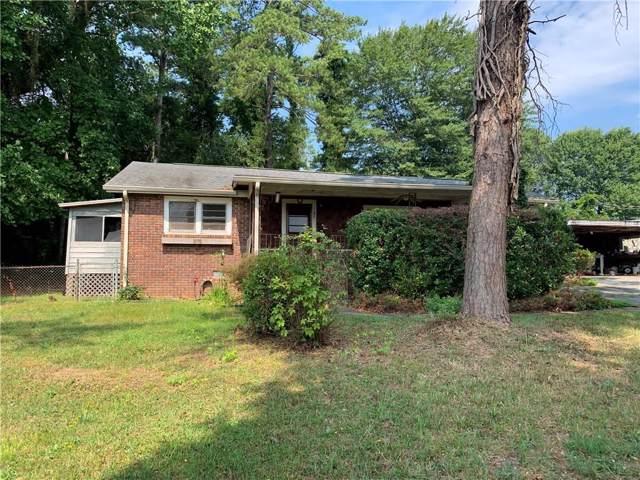 1185 Mount Bethel Drive, Marietta, GA 30068 (MLS #6599981) :: RE/MAX Paramount Properties