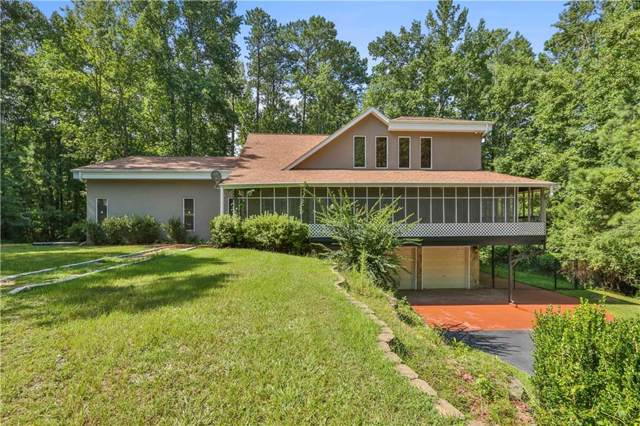 211 Leisure Cove Drive, Lagrange, GA 30240 (MLS #6600007) :: The Heyl Group at Keller Williams