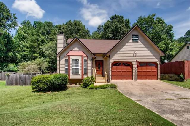 4031 Sharon Woods Drive, Powder Springs, GA 30127 (MLS #6600015) :: The Heyl Group at Keller Williams