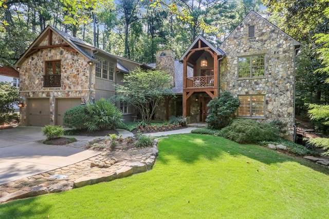 691 Darlington Rd Ne Road, Atlanta, GA 30305 (MLS #6600018) :: Path & Post Real Estate