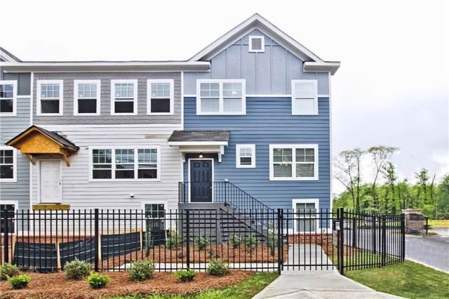 3817 Oxford Circle #32, Doraville, GA 30340 (MLS #6600026) :: North Atlanta Home Team
