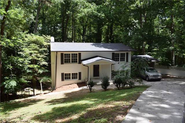 1166 Lakeshore Drive, Gainesville, GA 30501 (MLS #6600042) :: RE/MAX Paramount Properties