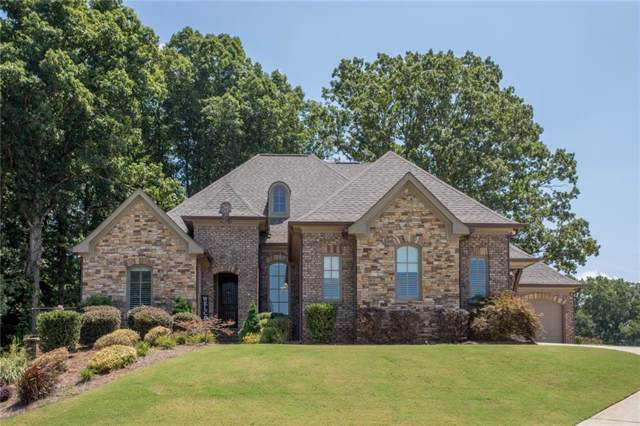 2145 Traditions Way, Jefferson, GA 30549 (MLS #6600060) :: Dillard and Company Realty Group