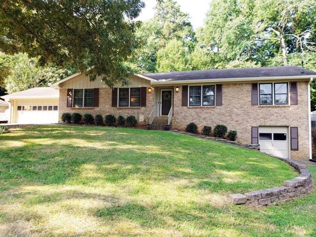 529 Rollingwood Drive, Stone Mountain, GA 30087 (MLS #6600067) :: Charlie Ballard Real Estate