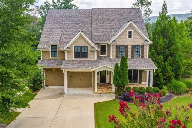 203 Talga Glen, Waleska, GA 30183 (MLS #6600090) :: Kennesaw Life Real Estate