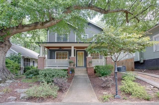 299 Candler Street NE, Atlanta, GA 30307 (MLS #6600091) :: Dillard and Company Realty Group