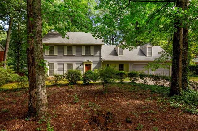 4147 Chadds Crossing, Marietta, GA 30062 (MLS #6600126) :: Rock River Realty