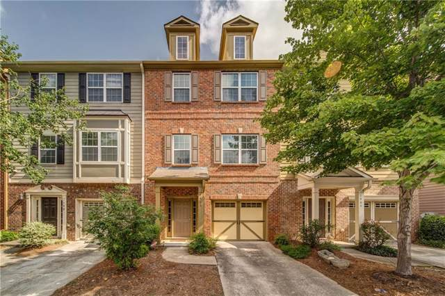 1466 Dolcetto Trace NW #18, Kennesaw, GA 30152 (MLS #6600136) :: Kennesaw Life Real Estate