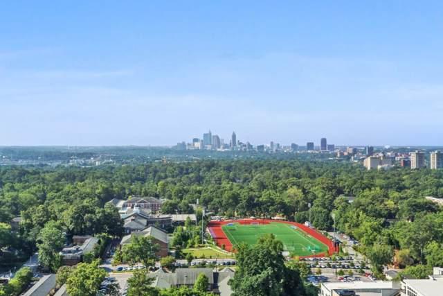 250 Pharr Road NE #1913, Atlanta, GA 30305 (MLS #6600158) :: RE/MAX Paramount Properties