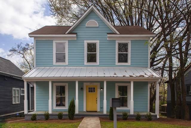 692 Garibaldi Street SW, Atlanta, GA 30310 (MLS #6600166) :: The Hinsons - Mike Hinson & Harriet Hinson