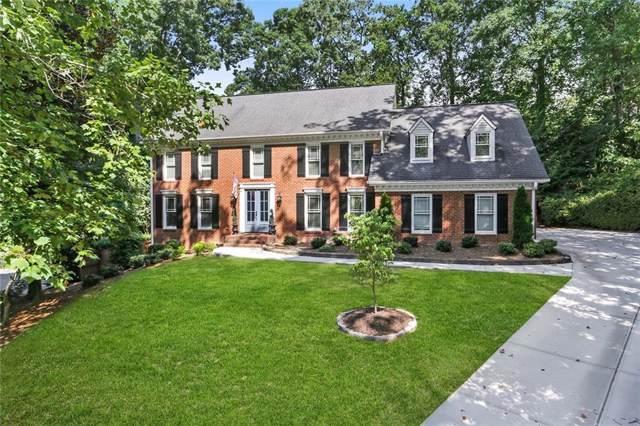 1580 Buckline Way, Dunwoody, GA 30338 (MLS #6600196) :: RE/MAX Paramount Properties