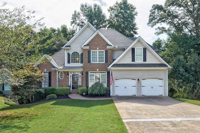 236 Sedgefield Overlook, Dallas, GA 30157 (MLS #6600217) :: North Atlanta Home Team