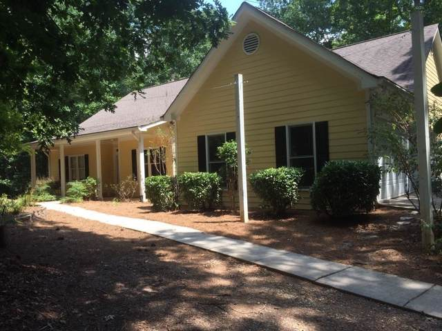16165 Freemanville Road, Milton, GA 30004 (MLS #6600230) :: North Atlanta Home Team