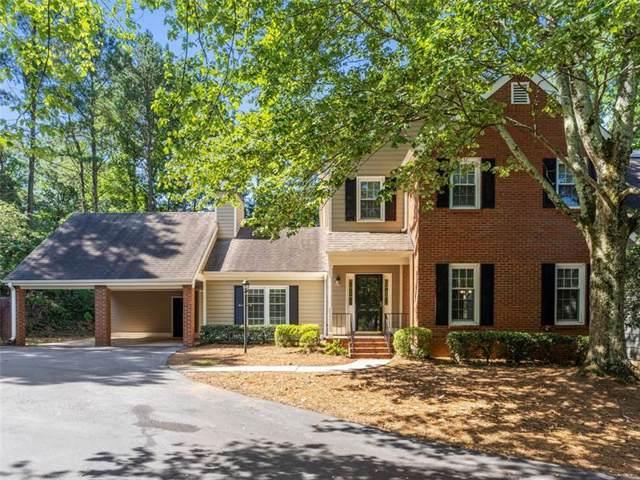 14 Vernon Glen Court, Sandy Springs, GA 30338 (MLS #6600233) :: North Atlanta Home Team