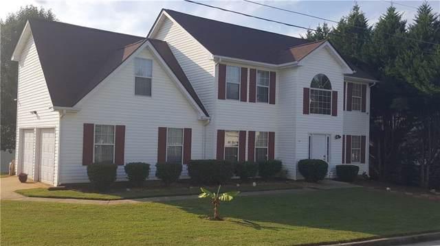 769 Mountain Ridge Way, Lithonia, GA 30058 (MLS #6600246) :: RE/MAX Paramount Properties
