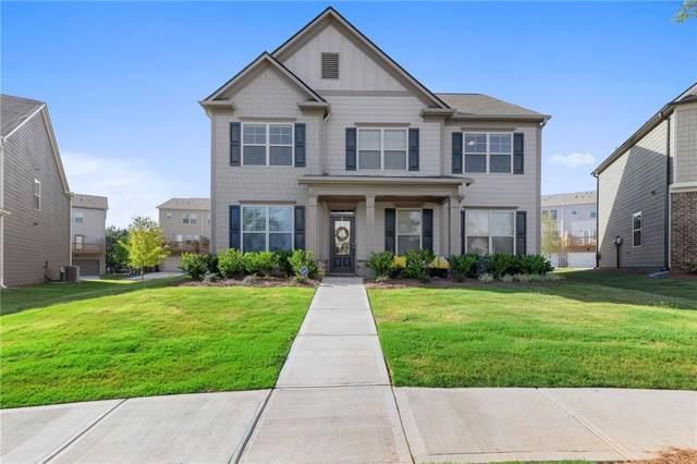 6007 Park Close, Fairburn, GA 30213 (MLS #6600256) :: Rock River Realty