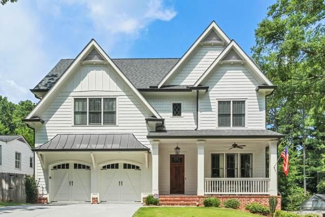 1744 8th Street, Chamblee, GA 30341 (MLS #6600259) :: RE/MAX Paramount Properties